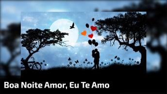 Boa Noite Amor, Mensagem Para Enviar Pelo Whatsapp, Confira!