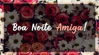 Boa Noite Com Lindas Rosas Para Embelezar Sua Vida!