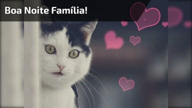 Boa Noite Família Para Facebook, Família É Tudo De Importante Que Temos!