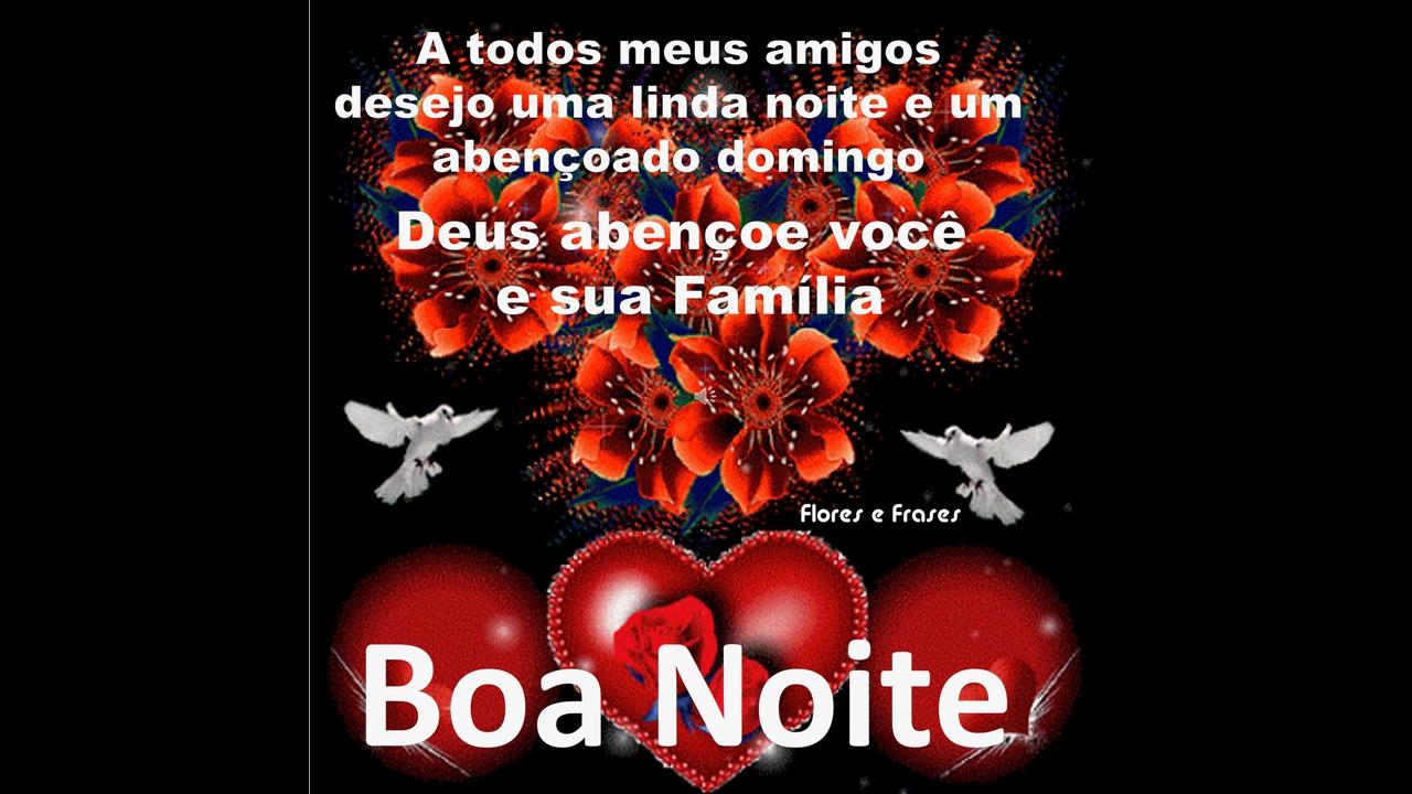 Deus Abençoe Você E Toda A Sua Família: Que Deus Abençoe A Sua Noite, Te