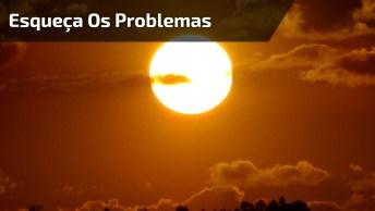 Esqueça Os Problemas, Foque Na Solução, Boa Noite!