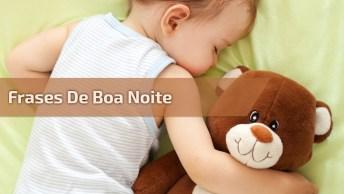 Frases De Boa Noite Para Compartilhar Com Amigos E Amigas Do Facebook!