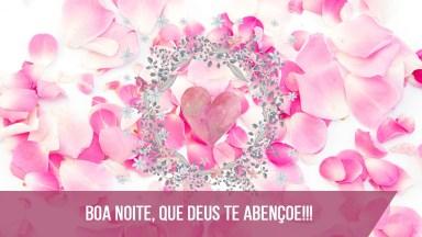 Mensagem De Boa Noite Para Amigo Ou Amiga! Que Deus Te Abençoe!