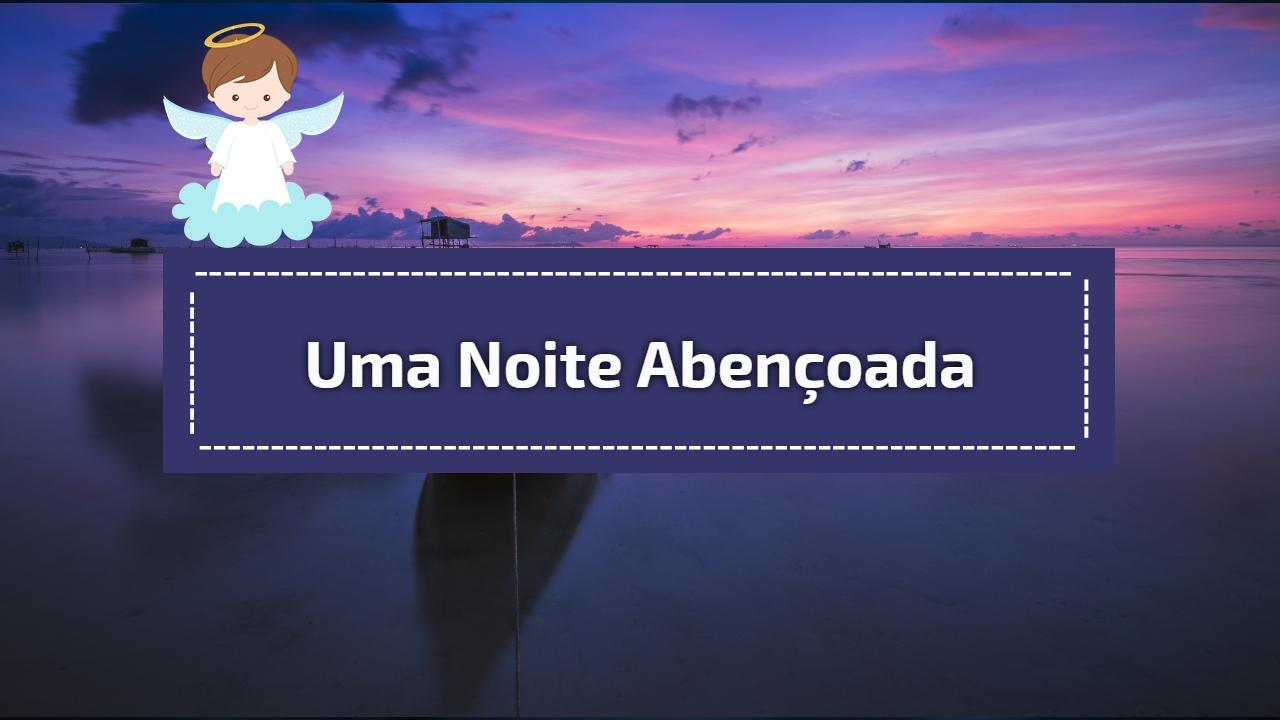 Mensagens De Boa Noite Para Amigos: Mensagem De Boa Noite Para Amigos Do Facebook! Uma