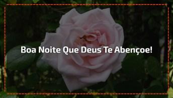 Mensagem Linda De Boa Noite Para Amigos Católicos! Deus Te Abençoe!