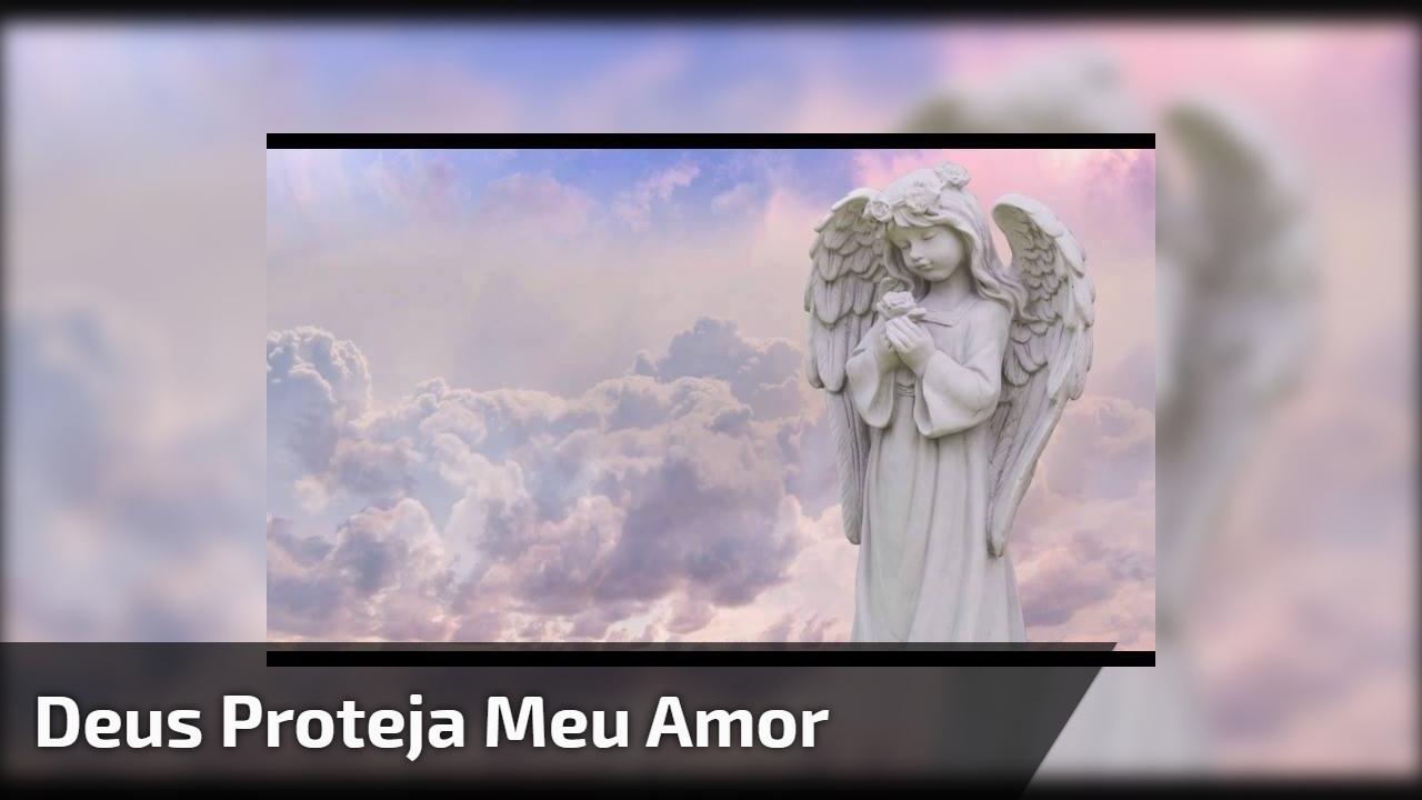 Boa Noite Muita Paz Meu Deus: Boa Noite Meu Amor, Que Deus Lhe Proteja E Te De Muita Paz