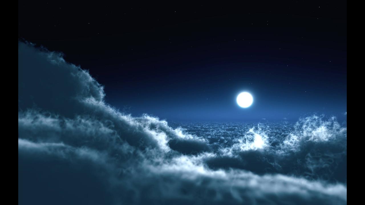 Oração para desejar boa noite para Facebook