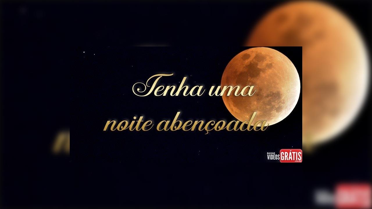 Uma mensagem para você, tenha uma Boa Noite