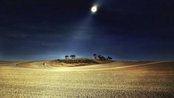 A Noite É Uma Boa Oportunidade Para Descansar!