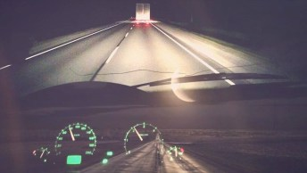 Boa Noite Caminhoneiro, Faça Uma Boa Viagem Amanhã!