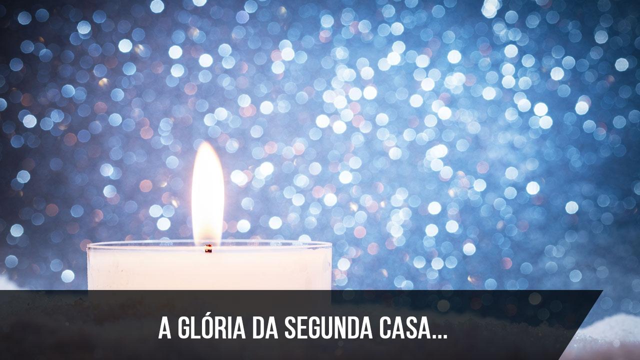 """Vídeo de Boa noite gospel, com música """"A glória da segunda casa""""!"""