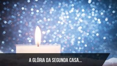 Vídeo De Boa Noite Gospel, Com Música 'A Glória Da Segunda Casa'!