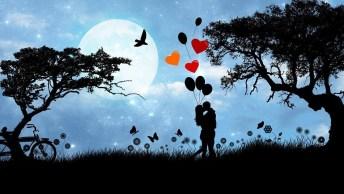 Você É A Cor Dos Meus Dias, Boa Noite Amor!