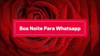 Vídeo De Boa Noite Para Grupos Do Whatsapp, Com Lindas Imagens E Mensagens!