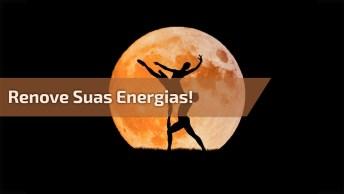 Vídeo De Boa Noite! Renove Todos Os Dias Suas Energias Positivas!