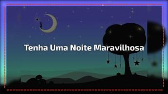 Video Passando Para Desejar Boa Noite, Envie Para Amigos Do Whatsapp!