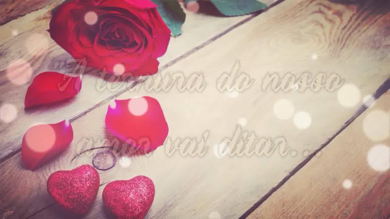 Boa tarde beijos - A ternura do nosso amor vai ditar a beleza