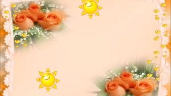 Aproveite Este Novo Dia, Você Tem Mais Uma Chance De Ser Feliz! Bom Dia!