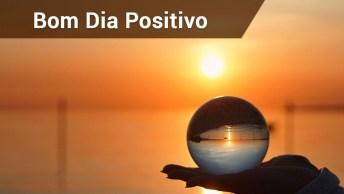 Bom Dia Com Energia Positiva, Comece O Dia Com Proteção