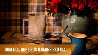 Bom Dia! Que Deus Te Proteja E Te Guie Sempre E Ilumine Seus Caminhos!