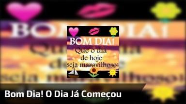 Frases De Bom Dia Com Alegria, Para Compartilhar No Facebook!