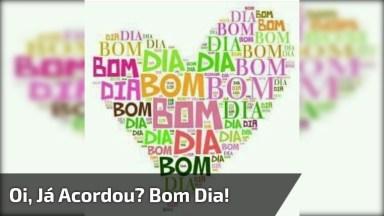 Imagens De Bom Dia Para Facebook, Compartilhe Com Seus Amigos!