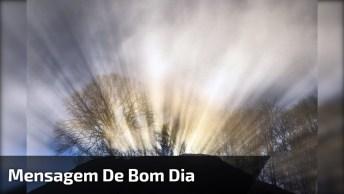 Mensagem De Bom Dia, Jogue Fora Toda A Inveja, Maledicência, A Fofoca. . .
