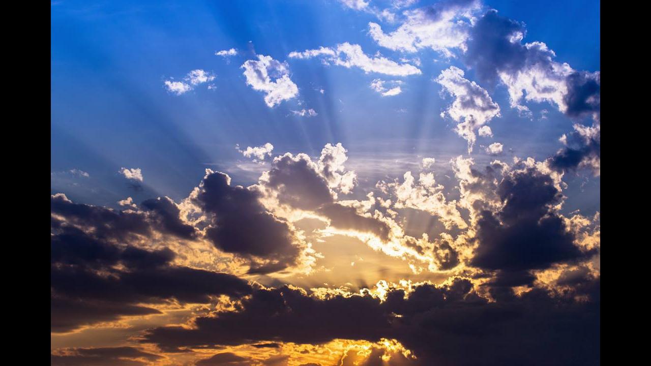 Mensagem de Bom Dia linda de Deus!