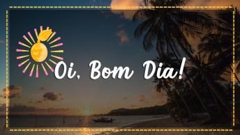Mensagem De Bom Dia Narrada, Para Enviar Pelo Whatsapp De Seus Amigos!