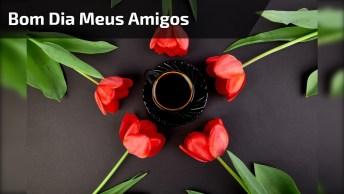Mensagem De Bom Dia Para Amigos Do Whatsapp, Com Reflexão!