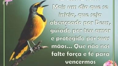 Mensagem De Bom Dia Para Compartilhar Com Amigos E Amigas Do Facebook!