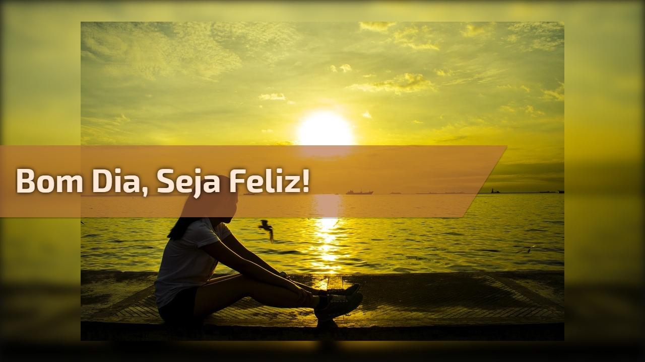 Mensagem de bom dia para Facebook, ajude o dia de alguém ser mais feliz!