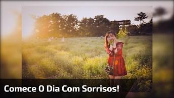 Mensagem De Bom Dia Para Facebook, Com Palavras Positivas!
