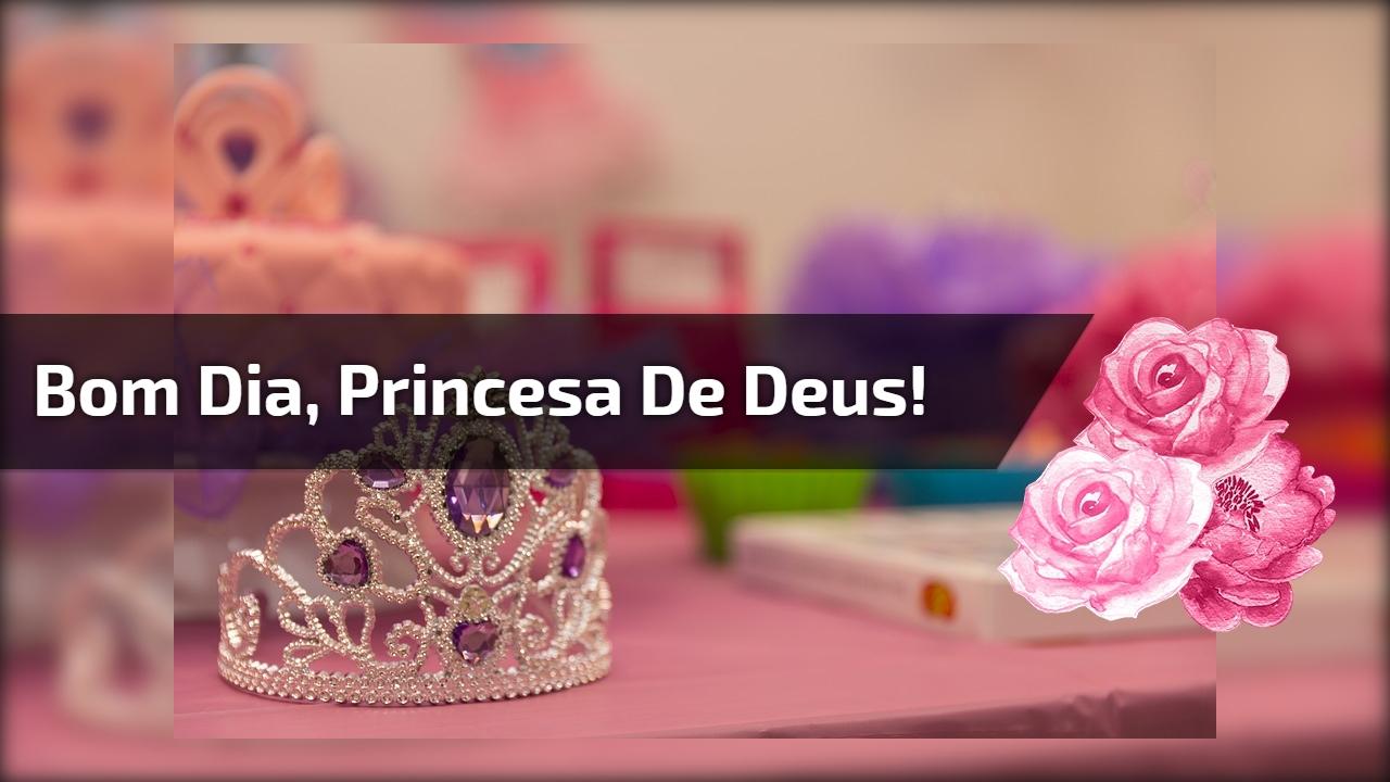 Mensagem de bom dia para namorada, envie para sua princesa!
