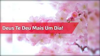 Mensagem De Bom Dia Para Todas Amigos E Amigas Verdadeiros!