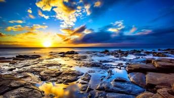 Mensagem De Bom Dia! Seja Grato Todas As Manhãs, A Vida É Uma Dadiva Divina!
