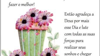 Mensagem Evangélica De Bom Dia Para Amiga, Envie Pelo Whatsapp Agora Mesmo!