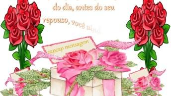Uma Linda Mensagem De Bom Dia Para Amigos, Que Deus Abençoe Seu Dia!
