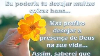 Vídeo De Bom Dia Com A Presença De Deus, Compartilhe Com Os Amigos!