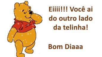 Vídeo De Bom Dia Com Ursinho Pooh, Perfeito Para Compartilhar No Facebook!