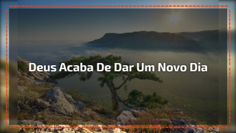 Vídeo De Bom Dia! Desejo Que Seu Dia Seja De Muita Paz E Harmonia!