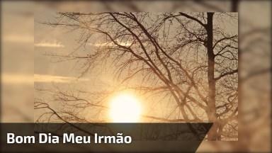 Video De Bom Dia Meu Irmão, Com Música Alo! Bom Dia, Para Whatsapp!