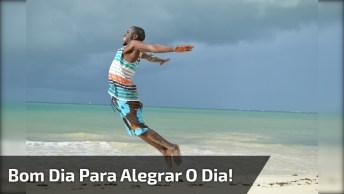 Vídeo De Bom Dia Para Alegrar Seu Dia! Viva A Vida E Seja Feliz!