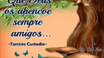 Vídeo De Bom Dia Para Compartilhar Com Amigos Do Whatsapp E Facebook!