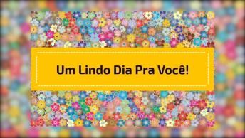 Vídeo De Bom Dia Para Facebook, Para Desejar Um Lindo Dia Aos Amigos!