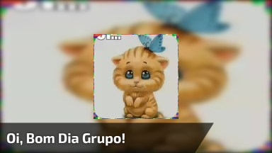 Vídeo De Bom Dia Para Grupo Do Whatsapp, Com Mensagens Lindas!