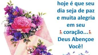 Vídeo De Bom Dia Para Terça-Feira, Para Compartilhar Com Amigos Do Facebook!