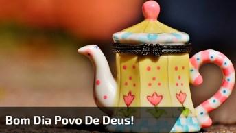 Vídeo Para Desejar Bom Dia Para Amigos Evangélicos! Jesus Te Ama!