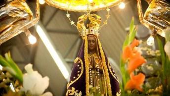 12 De Outubro Dia De Nossa Senhora De Aparecida, Rogai Por Todos Nós!