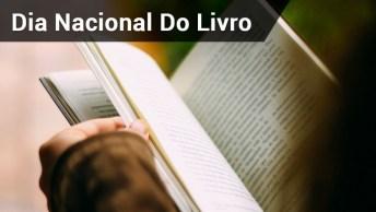 29 De Outubro Dia Nacional Do Livro, A Melhor Forma De Sonhar!